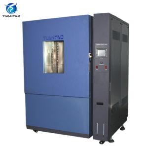 certificat CE personnalisé 1000L humidité test de cycle de température de chambre