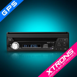 7 en el tablero de pantalla táctil de 1 DIN coche reproductor de DVD con GPS (D712G)