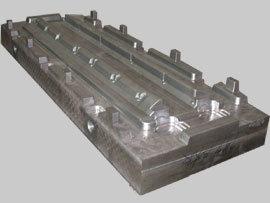 Base do molde Large-Sized