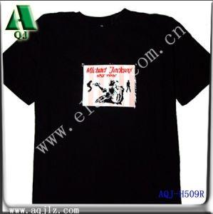 Эль-музыка Active-эль-резиновые футболка (AQJ-H509R)