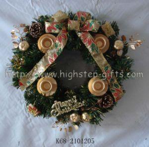 De Houder van de Kaars van Kerstmis (8  - 24 )