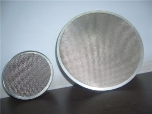 Fine Food Grade сетка из нержавеющей стали сетка Disc/сетчатый фильтр
