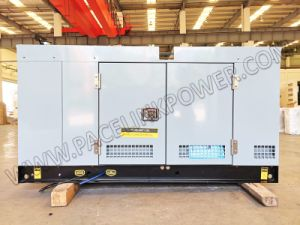 16KW 16 KW alimenté Fawde électrique insonorisé Groupe électrogène Diesel avec ce/ISO