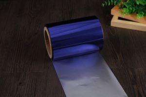 Un grado de la lámina de Azul 150 Metr rollos de aluminio