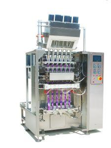 Carriles múltiples la proteína en polvo Stick Pack Máquina Envasadora