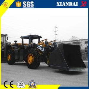 OEM Xd918g 1ton de Ondergrondse Lader van het Wiel voor Hete Verkoop