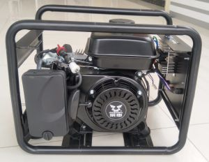 SGS Certificate Lowest Price Recoil Starting 24V 2000W DC Diesel Generator