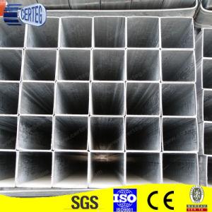 Quadrato di Gi dell'acciaio a basso tenore di carbonio e tubi rettangolari