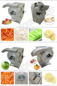 Овощи и фрукты обработки машины Dicer нарезки картофеля