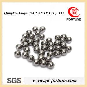 La bola de acero inoxidable con Certificación SGS