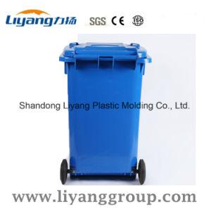 PlastikmülleimerWheelie das 100 Liter-überschüssige Plastiksortierfach, Plastik bereiten Sortierfach auf