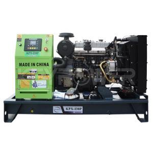 20KW de potência do tipo aberto grupo gerador a diesel com motor Fawde