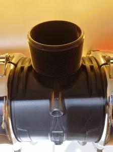 H는 관개 물 처리 스크린 필터 120 메시 필터 방충망을 타자를 친다