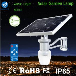 Встроенный светодиодный индикатор солнечной энергии на открытом воздухе в саду датчик движения настенный светильник