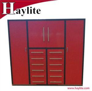 Индивидуального дизайна металлический шкаф для хранения с замками и крепежные детали