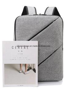 Colégio escolar Travel Business Notebook Computador iPad mochila com carregador USB