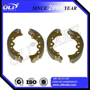 K1167 Alimentación Semi-Metallic zapata del freno de disco de buena calidad