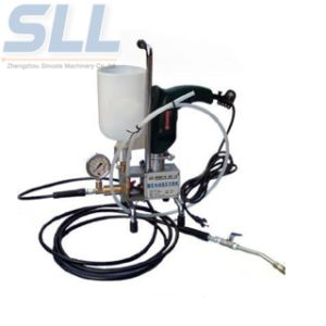 Injection de coulis de ciment de la pompe haute pression/le coulis de ciment de la pompe de la machine