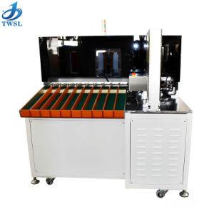 18650 la línea de montaje cilíndrico Batería Batería de 10 canales Máquina independiente Twsl-1000-5
