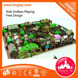 Apparatuur van het Pretpark van het Kasteel van het Stuk speelgoed van de Speelplaats van jonge geitjes de Binnen Ongehoorzame