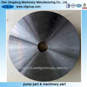 Tapa de repuesto bomba centrífuga para el proceso de ANSI 3196 Goulds y Durco marca 3 con acero inoxidable/titanio