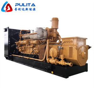 Wassergekühltes CHP-Erdgas-Generator-Set