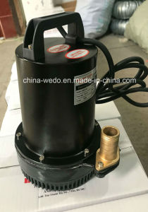 DC電池の小型Pompaの浸水許容の太陽水ポンプ12V/24VのDCの小型ポンプ