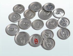 Catégorie comestible de la bobine en aluminium d'Eoe