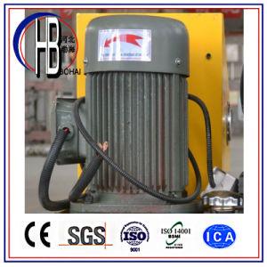大きい割引の卸し売りセリウムのフィン力の油圧電気ホースのひだが付く機械