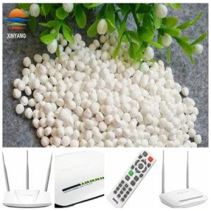 Witte Kleur Masterbatch van de Was van het Polyethyleen van Anatase de Witte Korrelige