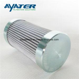 Alimentação Ayater HP0653a10um filtro de óleo de aço inoxidável com pregas
