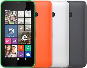 Original para Nokia 530 cuatro núcleos desbloqueado teléfono celular