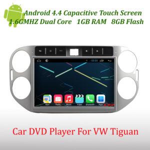 VW Tiguan를 위한 10.2 인치 Car DVD Player