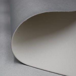 1.0Mm d'épaisseur du grain Nappa imitation cuir synthétique artificiel PU pour Sac Chaussure