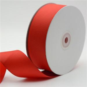 100% poliéster Color sólido Grosgrain cinta de opciones para regalo Festival decorativos/Alimentos