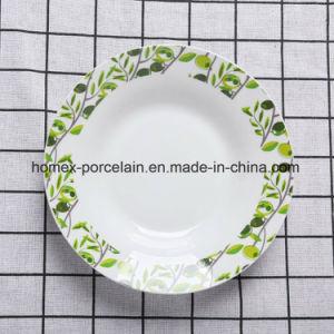 OEM défini pour la vaisselle en céramique populaire restaurant