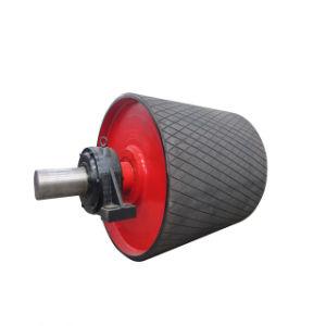 Ленточный транспортер оборудование машины разминирования камня цемент стали резиновые ленты конвейера приводной шкив барабана