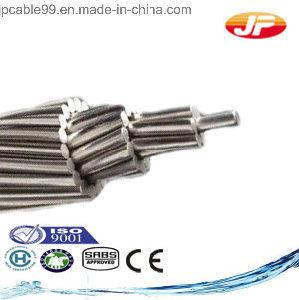 ASTM ACSR conductor desnudo Cable de alimentación de conductores de aluminio