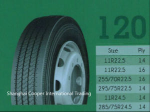 Long March/ Roadlux TBR Trailer Truck Tire (11R22.5LM120)