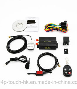 E-Fiets GPS/GPRS/GSM de Drijver van het Voertuig met Acc Opsporing T103b