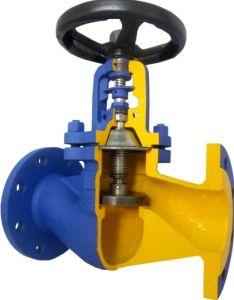 Стандарт DIN фланцевый сильфона Уплотнение стопорного клапана (GWJ41H)