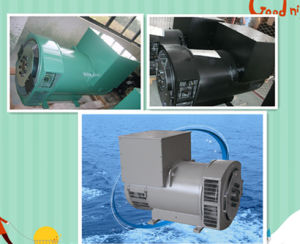Генератор переменного тока два года гарантия бесщеточный генератор переменного тока типа Stamford 500квт/400квт (FD5М)