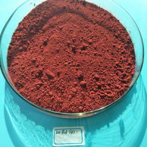 Licht aan het Donkerrode Synthetische Pigment van het Oxyde van het Ijzer van het Poeder Rode 101/130/190 voor Plastiek