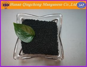 Filtro de agua de la arena del manganeso