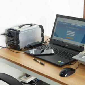 Draagbare AC gelijkstroom USB van de Bank van de Generator van de Krachtcentrale Output
