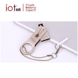 Handy-Feder-Laufwerk OTG USB fasten Anlieferung