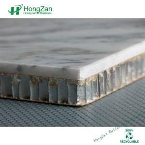 Panneau d'Honeycomb de pierre de partition pour le mobilier d'administration