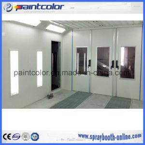 Торговая марка Paintcolor вниз проект для покраски стенд автомобильной краской с помощью вентилятора шкафа с подогревателя дизельного топлива