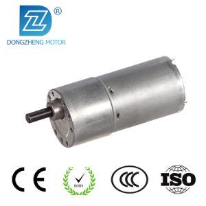 37mm Pm DC impulsan el motor eléctrico