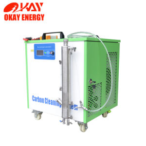 최신 판매 엔진 탄소 세탁기술자 이동할 수 있는 차 세탁기